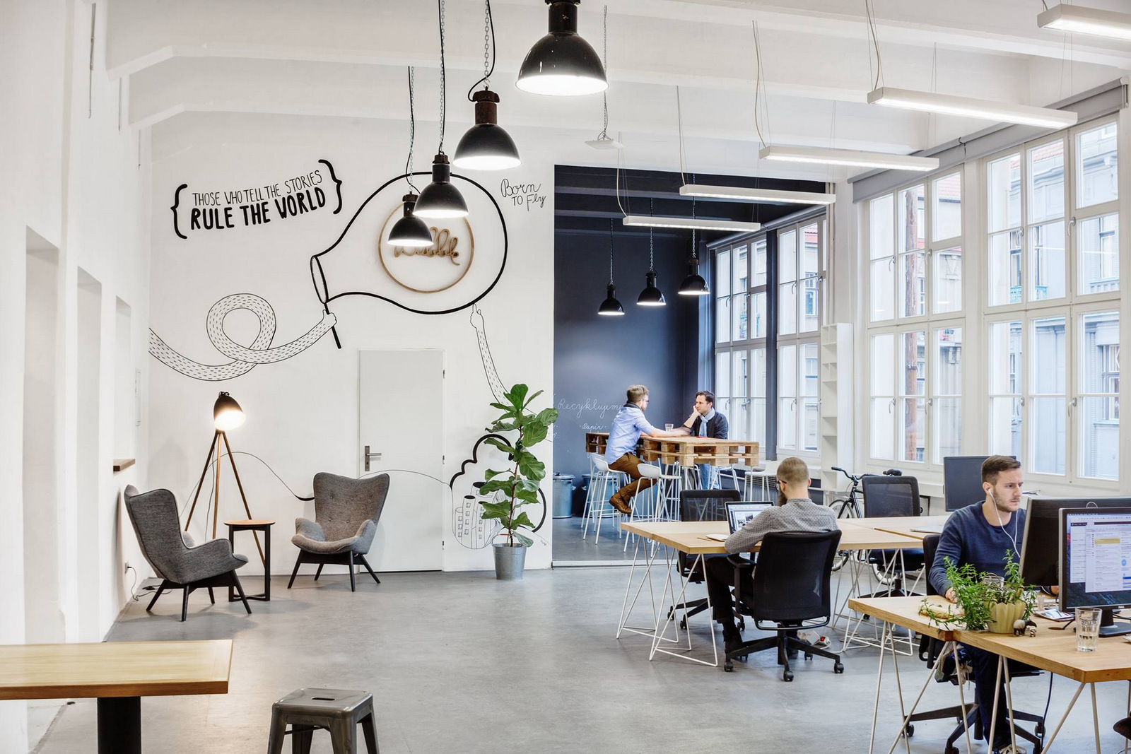 Why Serviced Office is a growing trend in the world